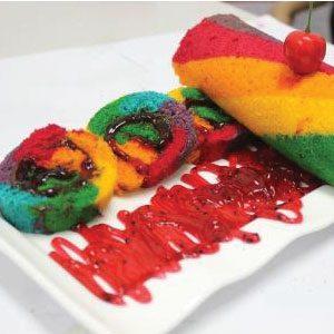 Gulung Rainbow Naga